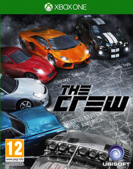 Boxart van The Crew (Xbox One), Ivory Tower