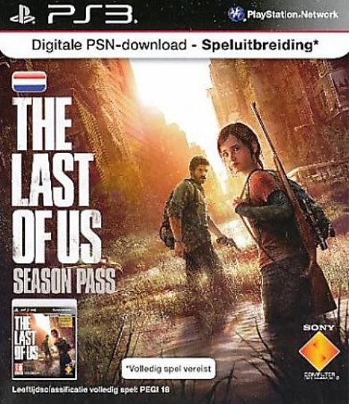 Boxart van The Last Of Us Season Pass (NL) (PS3), Sony Computer Entertainment