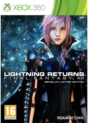 Lightning Returns: Final Fantasy XIII Benelux Edition