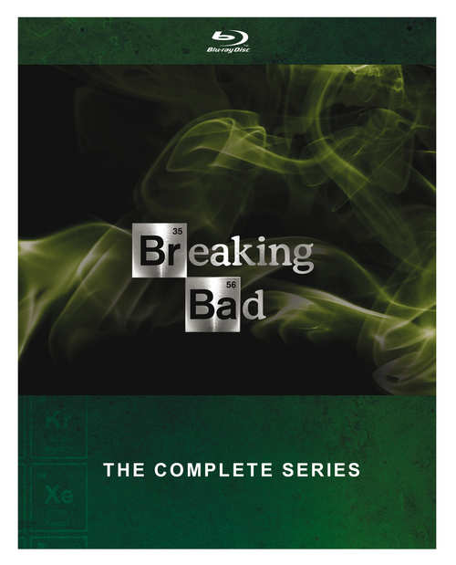 Boxart van Breaking Bad - Seizoen 1-5 Compleet (Blu-ray), Sony Pictures Entertainment