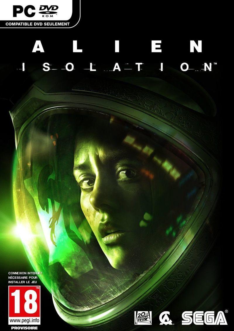 Boxart van Alien: Isolation (PC), Creative Assembly