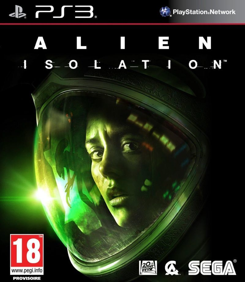 Boxart van Alien: Isolation (PS3), Creative Assembly