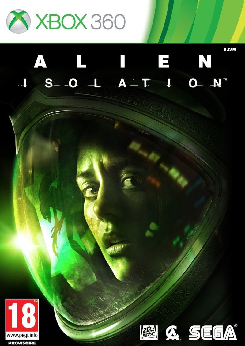 Boxart van Alien: Isolation (Xbox360), Creative Assembly