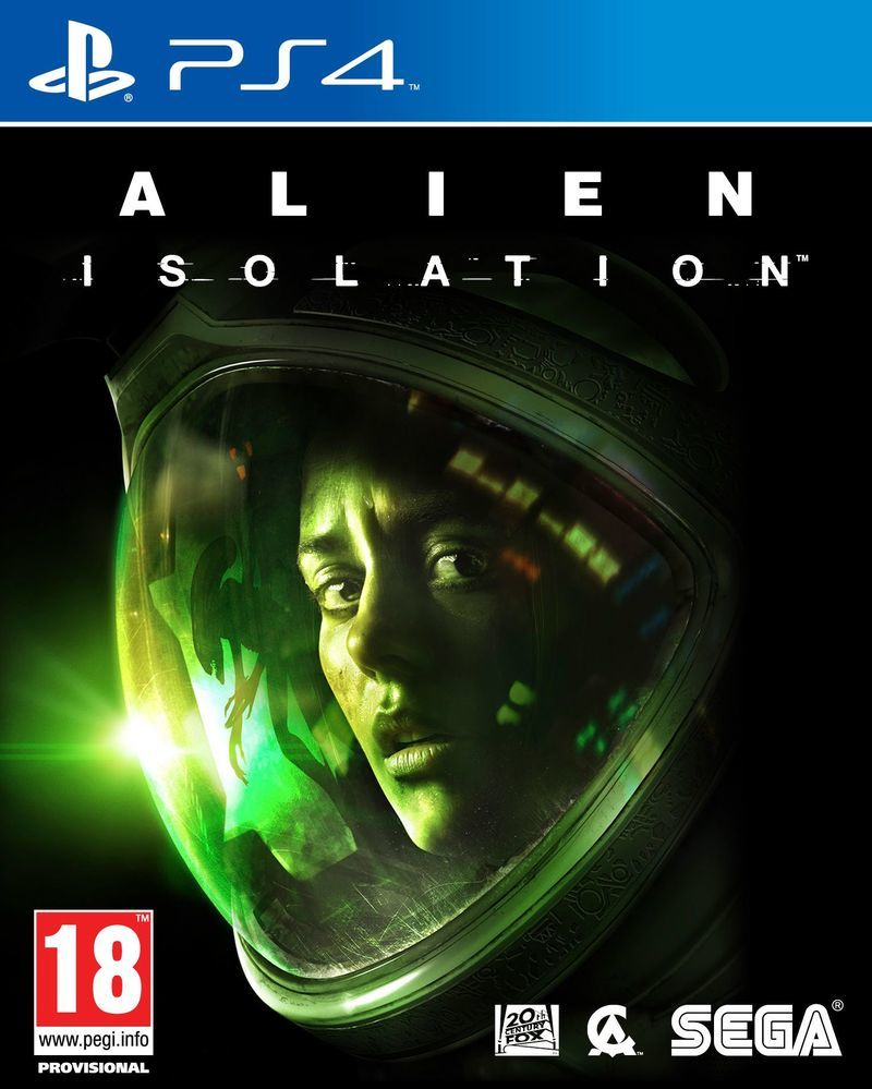 Boxart van Alien: Isolation (PS4), Creative Assembly