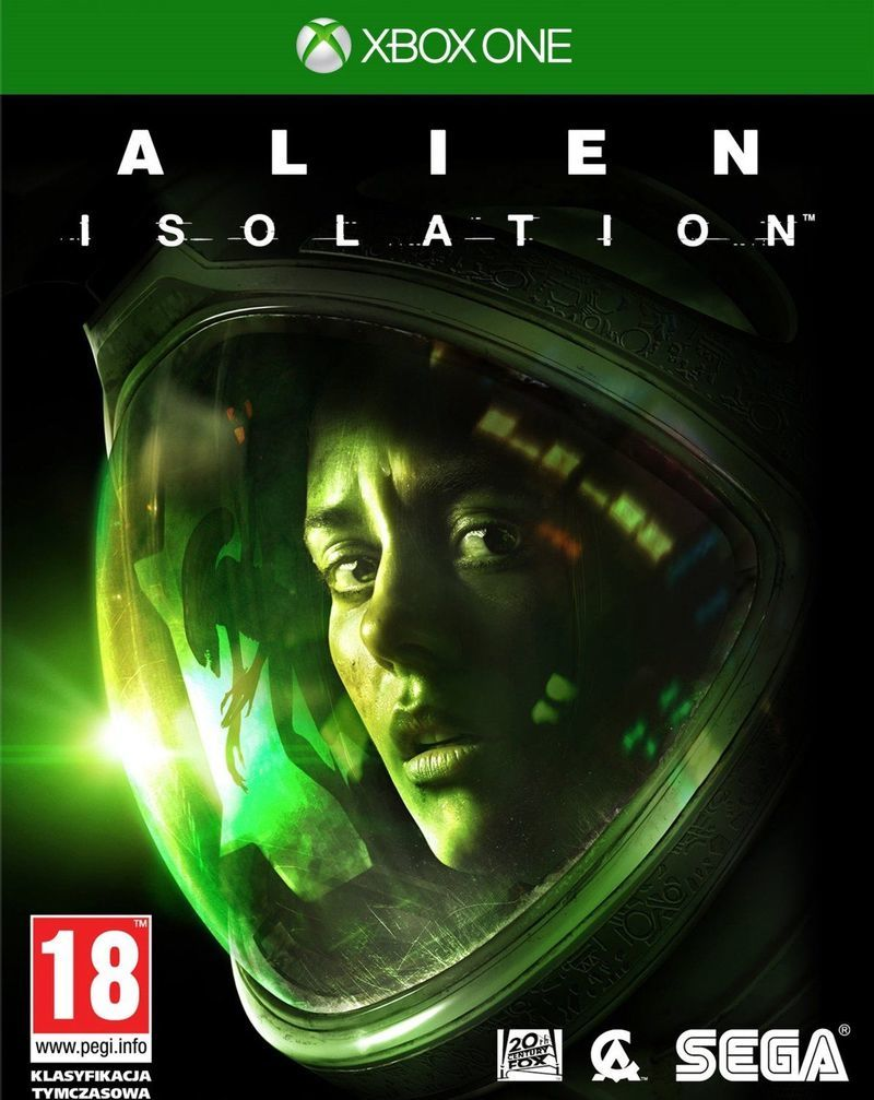Boxart van Alien: Isolation (Xbox One), Creative Assembly