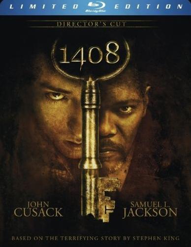1408 (Steelbook) (Blu-ray), Mikael Hafstrom
