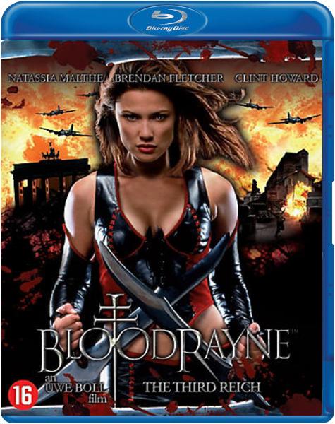 Boxart van Bloodrayne III: The Third Reich (Blu-ray), Uwe Boll