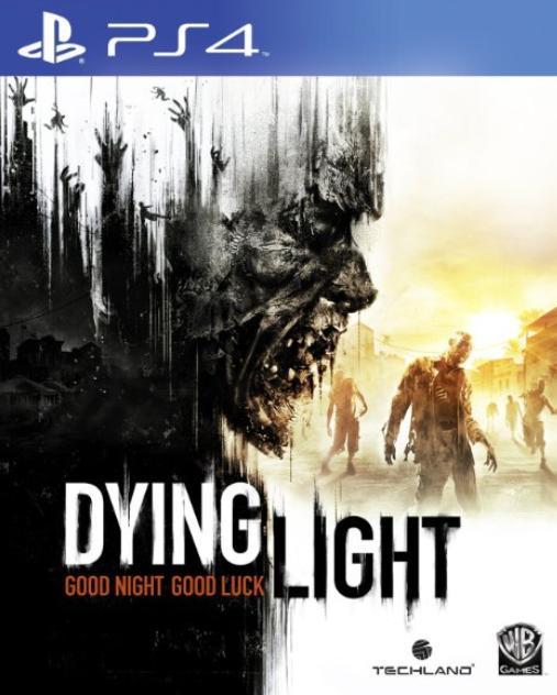 Boxart van Dying Light (PS4), Techland