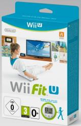 Boxart van Wii Fit U + fit Meter (groen) (Wiiu), Nintendo