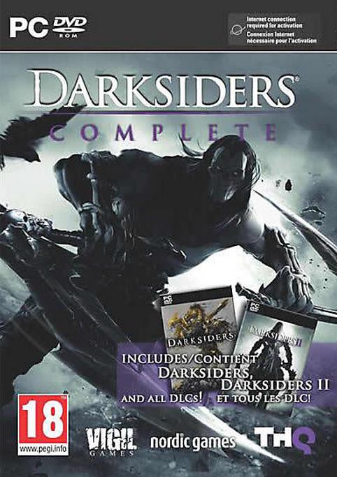 Boxart van Darksiders Complete (PC), Vigil Games
