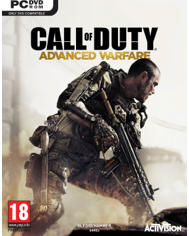 Boxart van Call of Duty: Advanced Warfare (PC), Sledgehammer Games