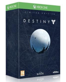 Boxart van Destiny Limited Edition (Xbox One), Bungie
