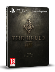 Boxart van The Order 1886 Limited Edition (PS4), Ready At Dawn