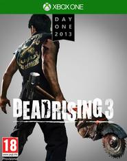 Boxart van Dead Rising 3 Apocalypse Edition (Xbox One), Capcom
