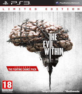 Boxart van The Evil Within Limited Edition (PS3), Tango Gameworks