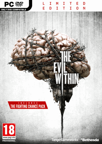 Boxart van The Evil Within Limited Edition (PC), Tango Gameworks