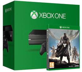 Boxart van Xbox One Console (500 GB) + Destiny (Xbox One), Microsoft