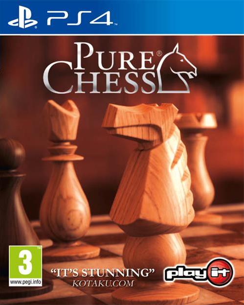 Boxart van Pure Chess (PS4), VooFoo Studios