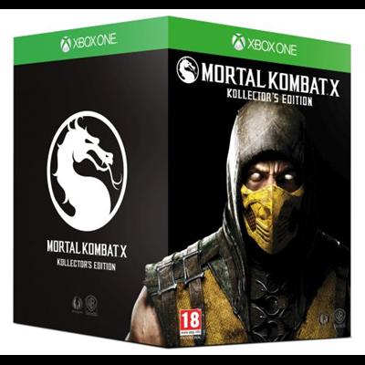 Boxart van Mortal Kombat X Kollector's Edition (Xbox One), NetherRealm Studios