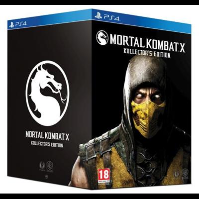 Boxart van Mortal Kombat X Kollector's Edition (PS4), NetherRealm Studios