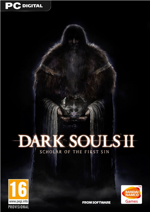 Boxart van Dark Souls II: Scholar Of The First Sin (PC), From Software