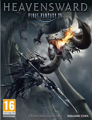 Boxart van Final Fantasy XIV Online: Heavensward (PC), Square Enix