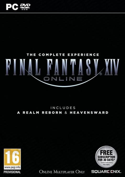 Boxart van Final Fantasy XIV Online: Heavensward - The Complete Experience (PC), Square Enix