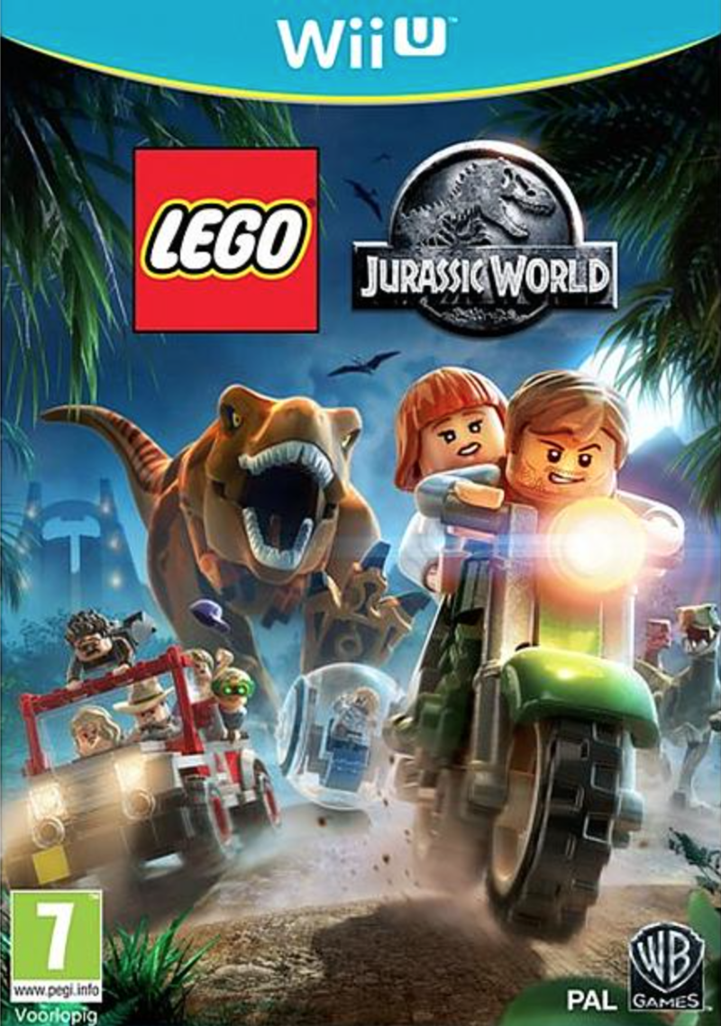 LEGO Jurassic World (Wiiu), Travellers Tales