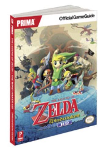 Boxart van The Legend of Zelda: The Wind Waker HD Guide (Guide),
