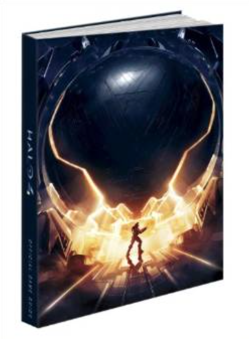 Boxart van Halo 4 Collectors Edition Guide (Guide), Prima Publishing