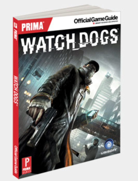 Boxart van Watch Dogs Game Guide (Guide),