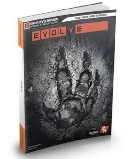 Boxart van Evolve Official Guide (Guide), Bradygames