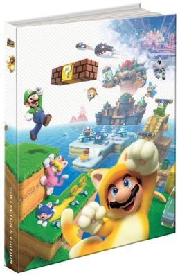 Boxart van Super Mario 3D World Collectors Edition Guide (Guide), Prima Games