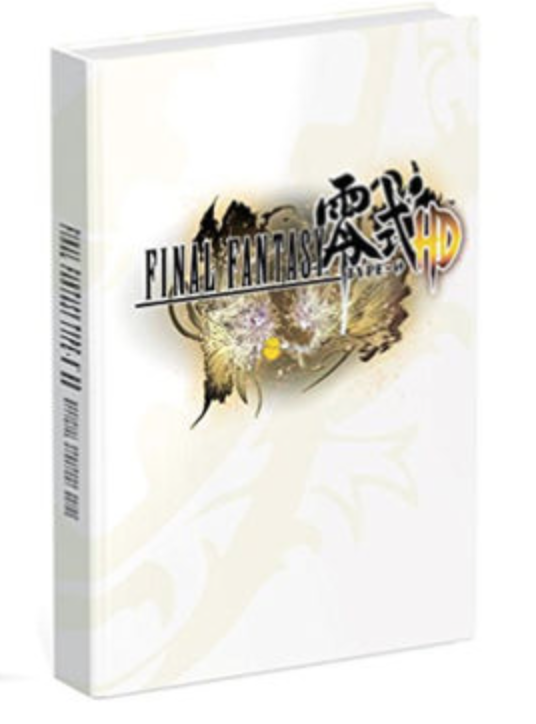 Boxart van Final Fantasy: Type 0 HD Strategy Guide (Guide), Primagames
