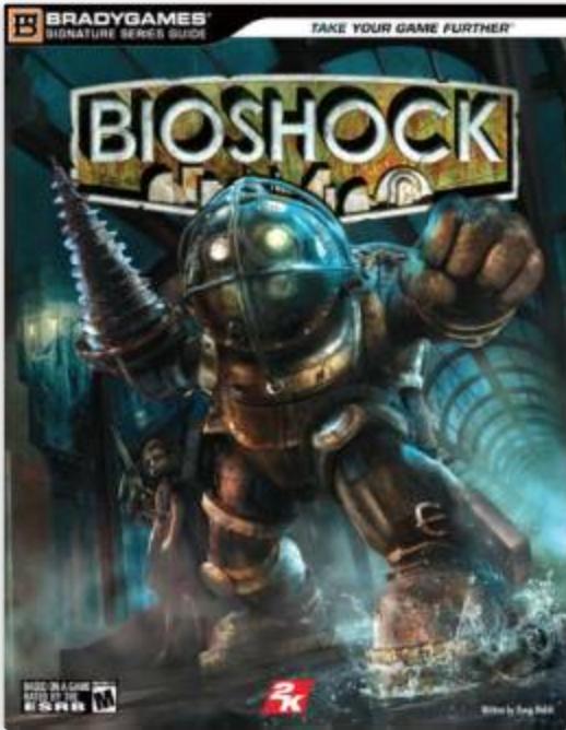 Boxart van Bioshock Signature Series Guide (Guide),
