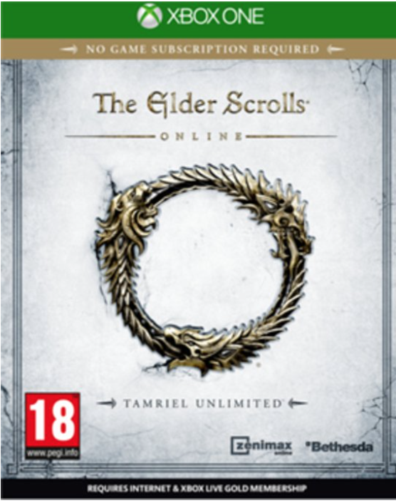 Boxart van The Elder Scrolls Online: Tamriel Unlimited - Crown Day One Edition (Xbox One), Bethesda