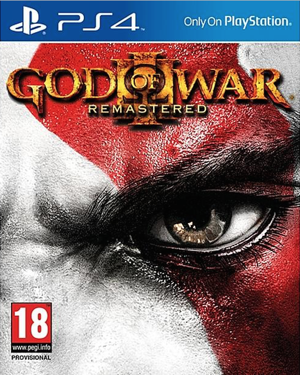 God of War 3: Remastered  (PS4), Sony Entertainment