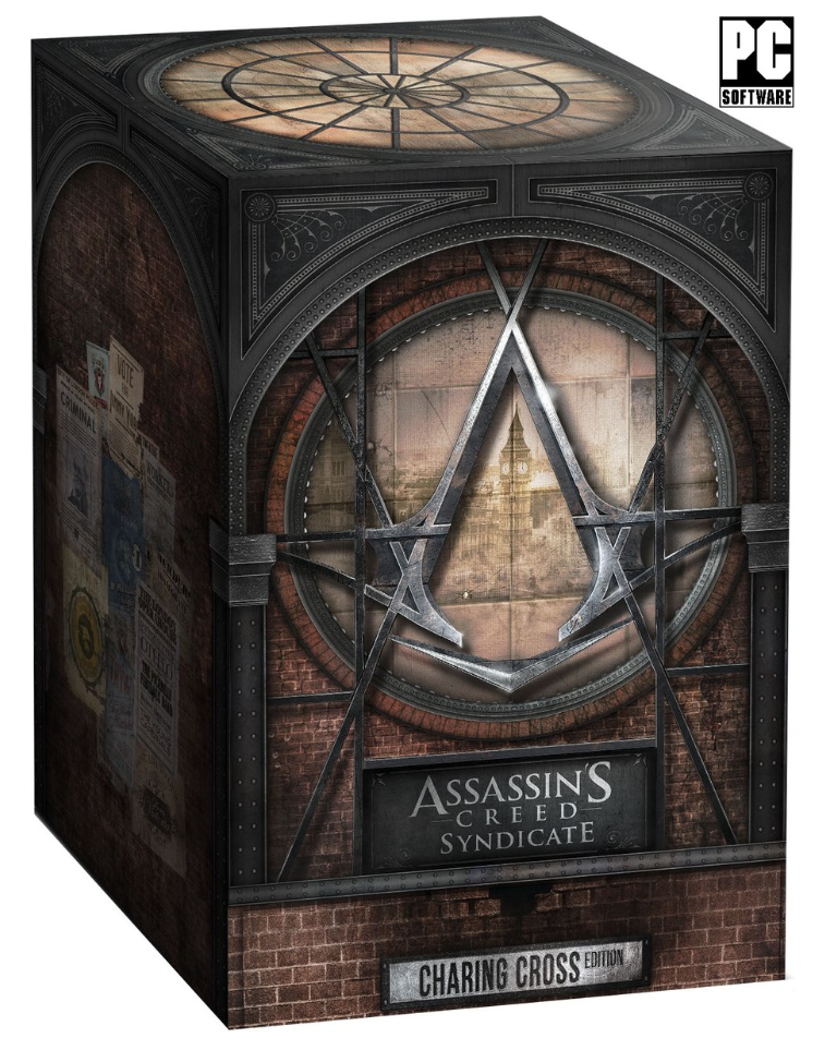 Boxart van Assassin's Creed: Syndicate - Charing Cross Edition (Xbox One), Ubisoft Quebec