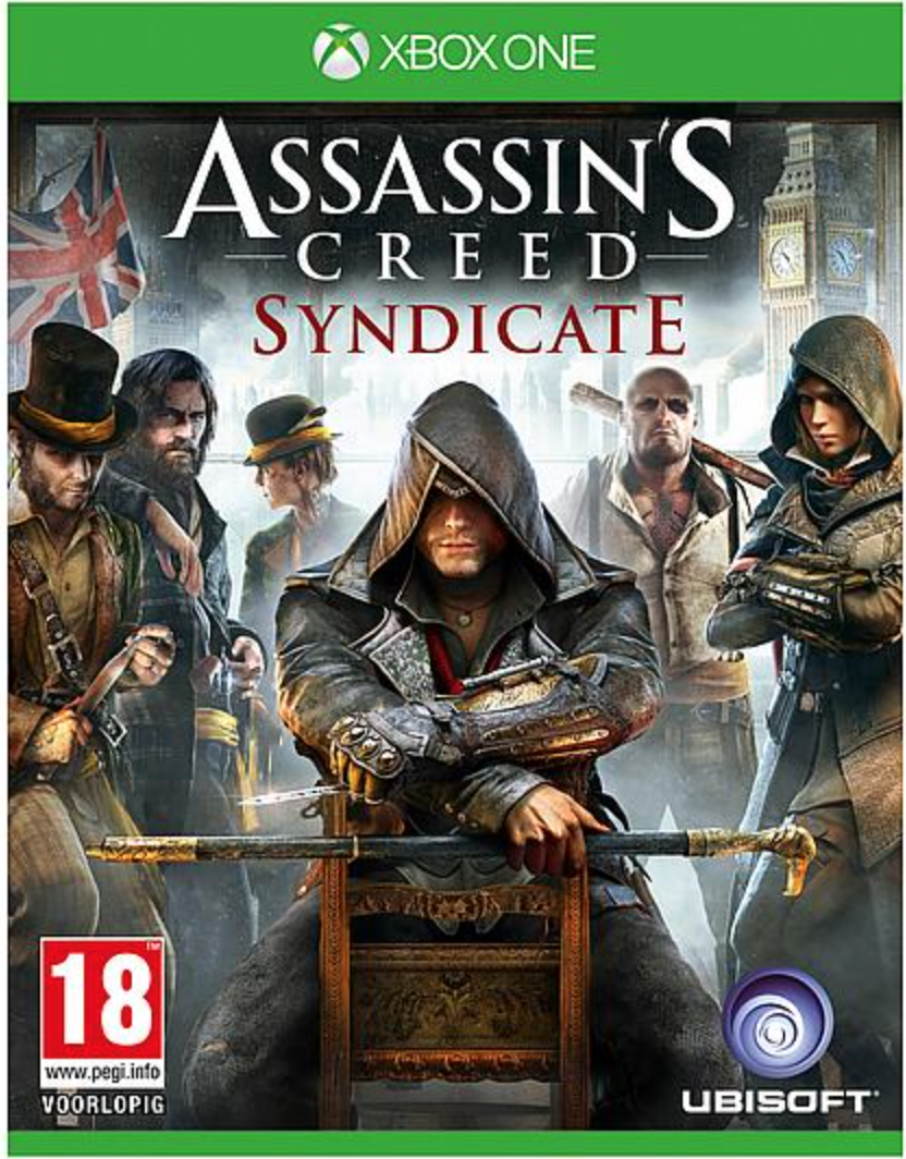 Assassin's Creed: Syndicate - Special Edition (Xbox One), Ubisoft Quebec