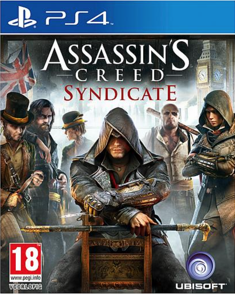 Assassin's Creed: Syndicate - Special Edition (PS4), Ubisoft Quebec