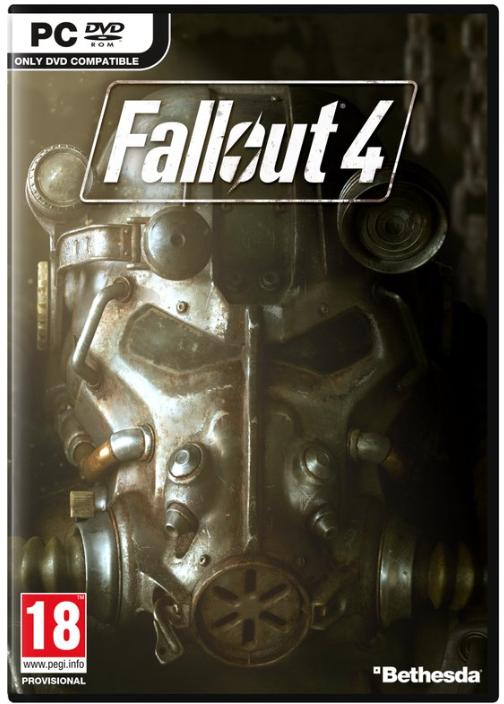 Boxart van Fallout 4 (PC), Bethesda