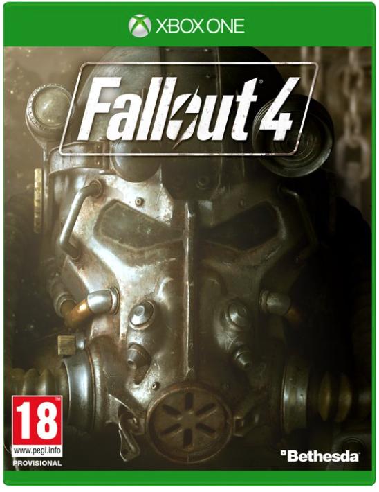 Boxart van Fallout 4 (Xbox One), Bethesda