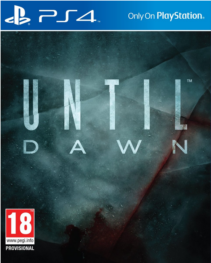 Boxart van Until Dawn (PS4), Supermassive Games