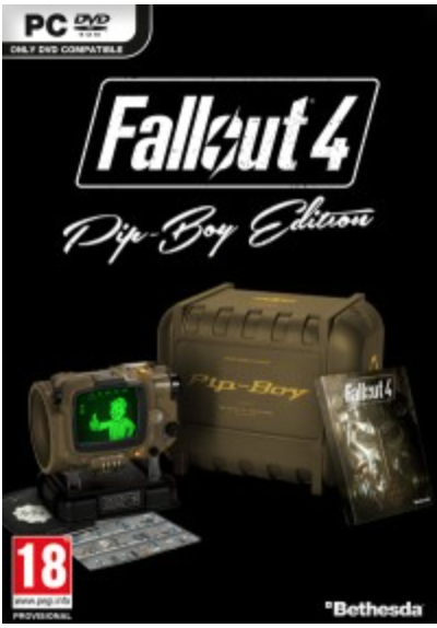 Boxart van Fallout 4 Pip-Boy Collectors Edition (PC), Bethesda