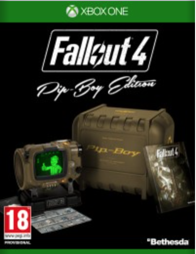 Boxart van Fallout 4 Pip-Boy Collectors Edition (Xbox One), Bethesda