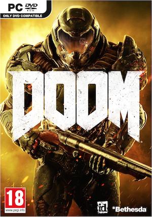 Boxart van Doom (PC), Id Software
