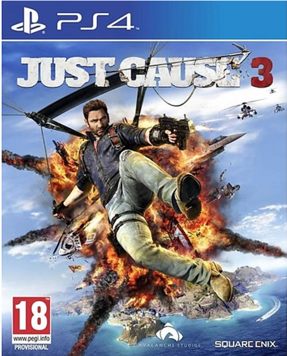 Just Cause 3 (PS4), Avalanche Studios