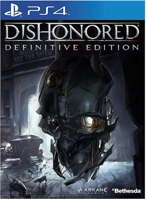 Boxart van Dishonored: Definitive Edition (PS4), Bethesda Softworks