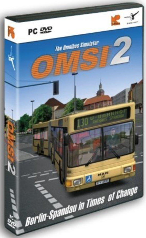 Boxart van OMSI: The Omnibus Simulator Best of (PC), Astragon