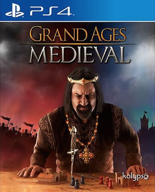 Boxart van Grand Ages: Medieval (PS4), Kalypso